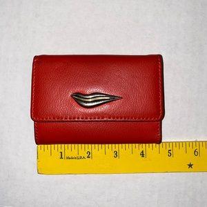 Diane Von Furstenberg card and key holder